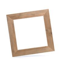Dřevěný rám na fotku 30x30 cm