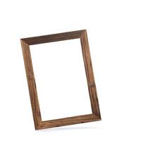 Dřevěný rám na fotku A4 (21x29.7), NATURAL-FRAME