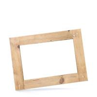 Dřevěný rám s kolíčky 30x45 cm, NATURAL-FRAME