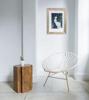 Dřevěný rám na fotku A3 (29,7x 42), NATURAL-FRAME